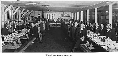 What kind of food did japanese eat in internment camps